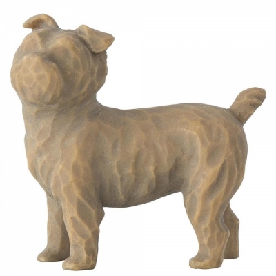 Mój ukochany pies Love my Dog (small, standing) 27791 Susan Lordi  Willow Tree